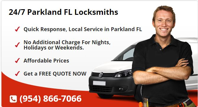 24 Hour Locksmith Parkland FL